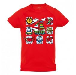 **G-11 Camisa Lembranças Infância (Varias Cores)