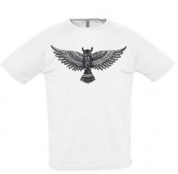 **H-3 Camisa Adulto Coruja Etnica (Varias Cores)