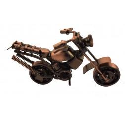 **M35-1 Moto metalica Esportes 14cm