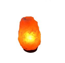 **Lampada di sale 2Kgs a 3kgs (via cavo e lampadina inclusi)