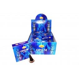 **Caixa de Incenso Cones Opium Sac
