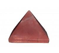 **Pirâmide mineral Quartzo rosa 35mm