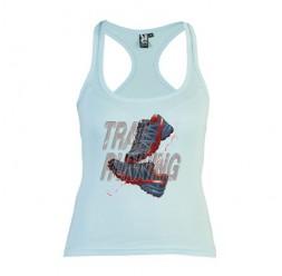 **A-48 T-Shirt Frau Erwachsener Trail running