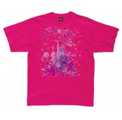 **G-63 Kindisches T-Shirt Princess Castle