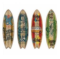 **J-43 Maglietta tavole surf adulto Donna