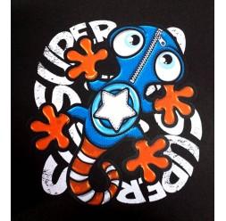 **J-46 maglietta Super small lizard da bambino