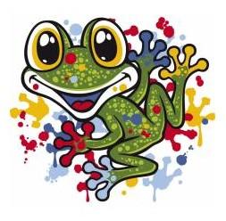 **J-48 maglietta Frog da bambino