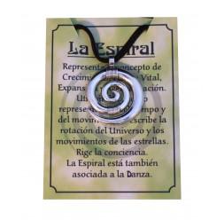 **Collana La Espiral (lega di Zinco)
