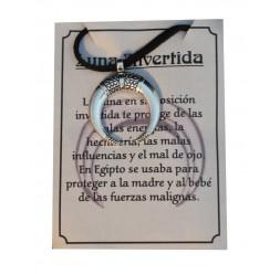 **Collana Luna Invertida (lega di Zinco)