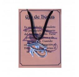 **Collana Ojo de Horus (lega di Zinco)