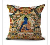**Cushion buddha
