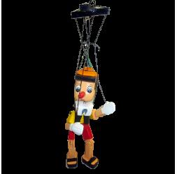 Pinocchio burattino di legno