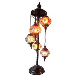 Fuss türkischen Lampen  Großartig