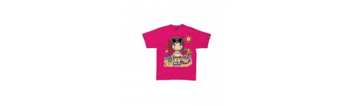 Kindisches T-Shirt